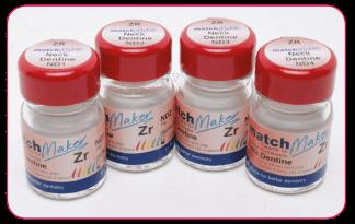 MatchMaker ZR - Zirconia