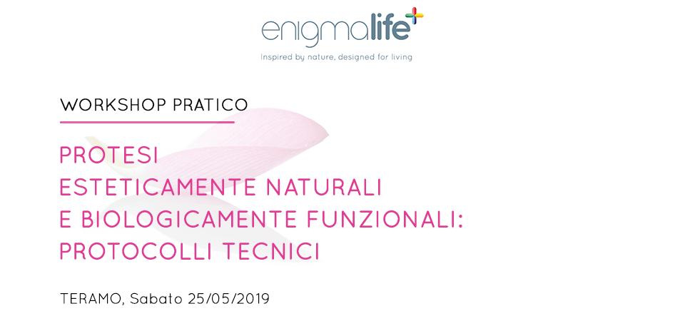 Protesi esteticamente naturali e biologicamente funzionali: protocolli tecnici