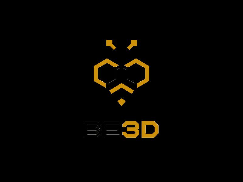 BE3D logo
