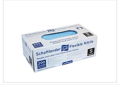 guanti in nitrile simply soft