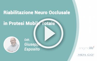 Riabilitazione Neuro Occlusale in Protesi Mobile Totale: video corso