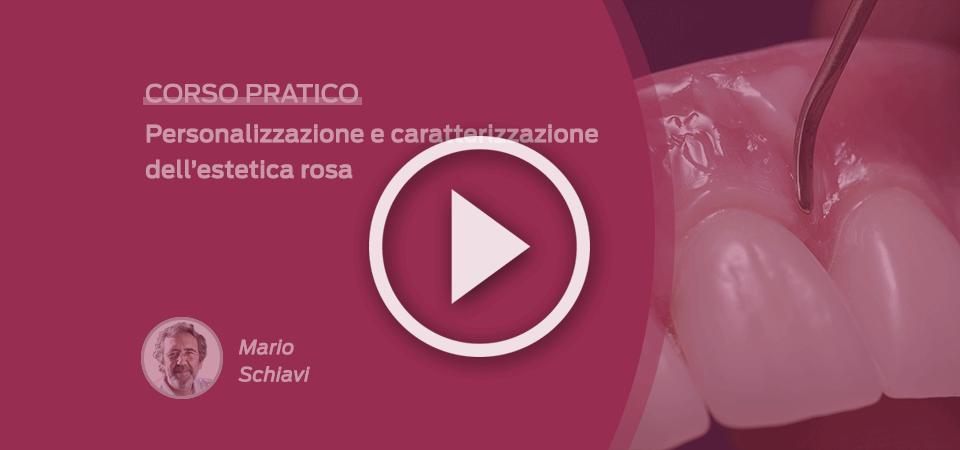 Personalizzazione e Caratterizzazione dell'Estetica Rosa: video corso