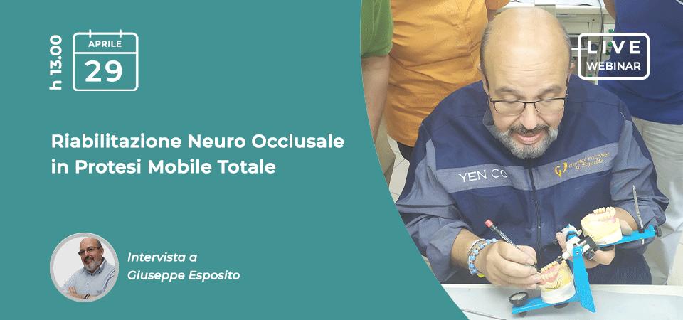 Riabilitazione Neuro Occlusale in Protesi Mobile Totale