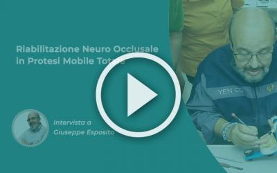 RNO in Protesi Mobile Totale: video intervista a Giuseppe Esposito