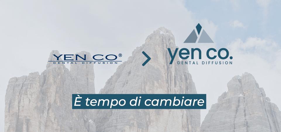 È tempo di cambiare: Yen co. presenta la nuova immagine coordinata